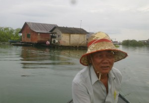 Chinese and Cambodia
