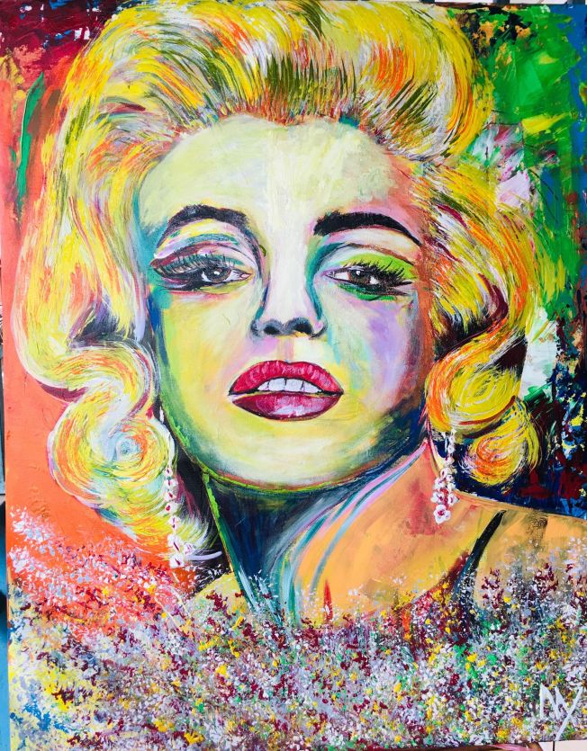 Marilyn by An Nies